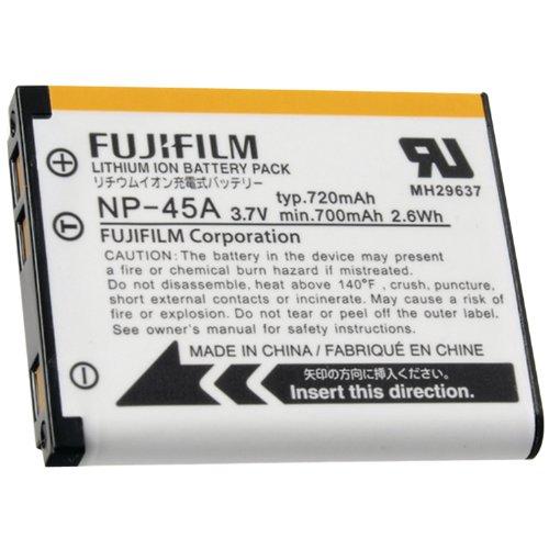 Fujifilm NP-45A Li-Ion Battery - Retail Packaging