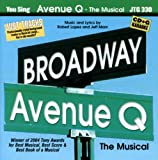 Various Artists Karaoke: Avenue Q the Musical