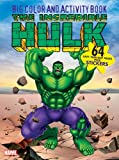 The Incredible Hulk Big Color & Activity Book: With Stickers (0696226766) by Marvel