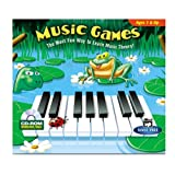 Music Games (Jewel Case) ~ Alfred Publishing