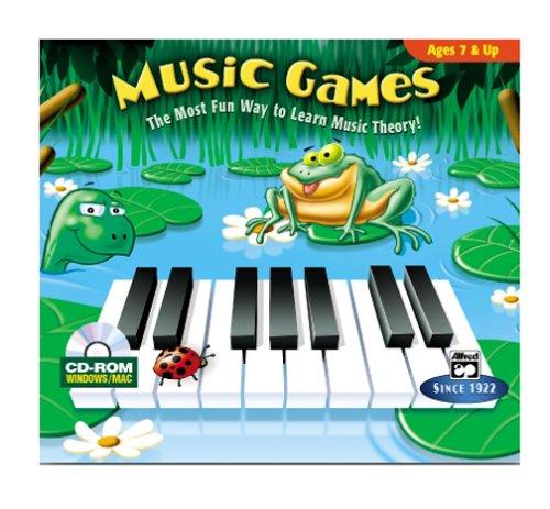 Music Games Jewel CaseB0000CDVUP : image
