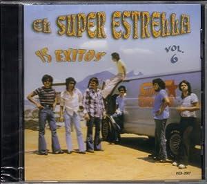 El Super Estrella 15 Exitos Vol. 6