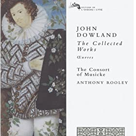 Dowland: The Collected Works (12 CDs)
