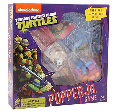 Nickelodeon Teenage Mutant Ninja Turtles Popper Jr Game (Popper Jr Game compare prices)