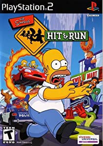 The Simpsons Hit & Run from Vivendi Universal