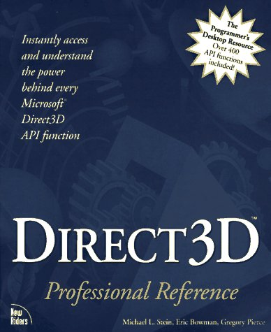 Direct3D: Professional Reference
