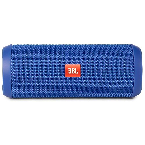 Click to buy JBL Flip 3 Splashproof Portable Bluetooth Speaker - Blue (Certified Refurbished) - From only $69.96