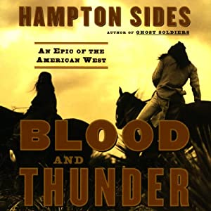 Blood and Thunder Audiobook