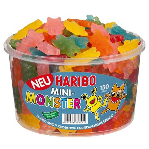 Haribo Mini-Monster Dose