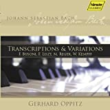 Transcriptions & Variations