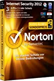 Norton Internet Security 2012 - 3 PCs - (inkl. Update 2013)