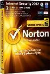 Norton Internet Security 2012 - 3 PCs...