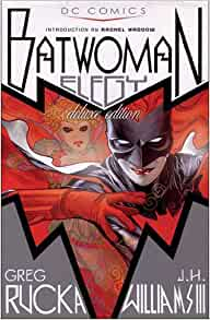 Batwoman Tome 1 Elégie pour une ombre - J. H. Williams,Greg Rucka