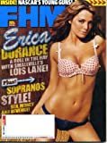 FHM May 2006 Erica Durance/Smallvilles Lois Lane on Cover, Michael Douglas, Sopranos Guide w/4 Sopranos Stars, X-Men, Erin Cahill/Free Ride, Drag Racing, Svetlana Shusterman, Harlem Globetrotters
