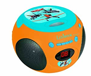 Lexibook disney planes radio cd player amazon co uk electronics