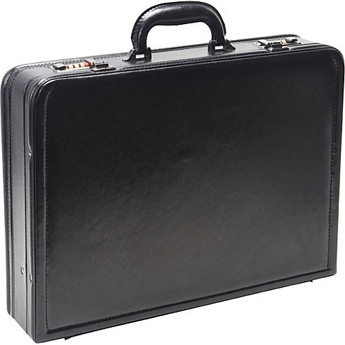 eBags Laptop Collection Wall Street Leather Expan