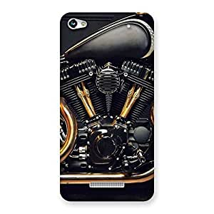 Premium Awesome Cruise Engine Back Case Cover for Micromax Hue 2
