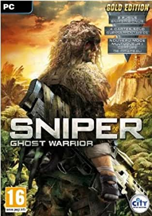 Sniper: Ghost Warrior - Gold Edition [PC Download]