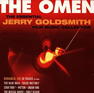 The Omen The Essential Jerry Goldsmith Film Music Collection by Silva Classics