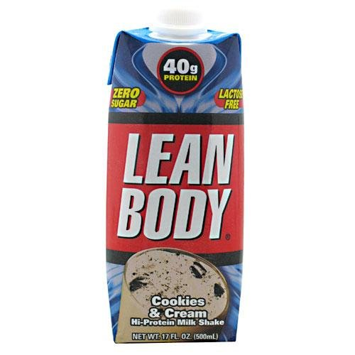 Labrada-Lean-Body-RTD-Cookies-Cream-12-Bottles