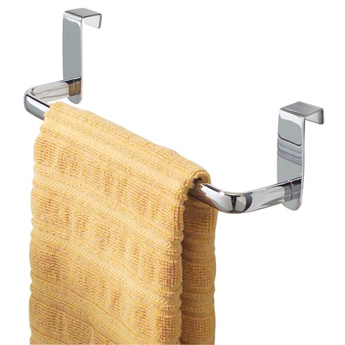Interdesign Axis Over The Cabinet Kitchen Dish Towel Bar
