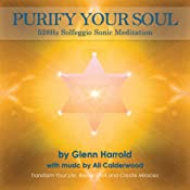 528hz Solfeggio Meditation: Transform Your Life, Repair DNA and Create Miracles | [Glenn Harrold, Ali Calderwood (music)]