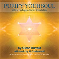 528hz Solfeggio Meditation: Transform Your Life, Repair DNA and Create Miracles  by Glenn Harrold, Ali Calderwood (music) Narrated by Glenn Harrold