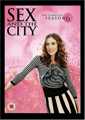 Sex And The City - Season 6 [DVD]