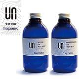 ウェットシャンプー&ソフナーセット UN アン WETSUIT fragrance フレグランス 500ml WASH CONDITIONER ウェットスーツ用 ウエットスーツ用 ドライスーツ用