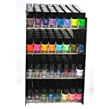 Emori (TM) 32 Piece Vibrant Color Nail Lacquer (Glitter, Metallic, Neon, Nail Polish) Combo Set + 3 Sets of Scented...