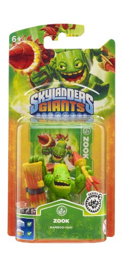 Skylanders Giants - Character Pack - Zook (Wii/PS3/Xbox 360/3DS)