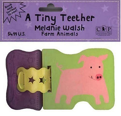 A Tiny Teether: Farm Animals