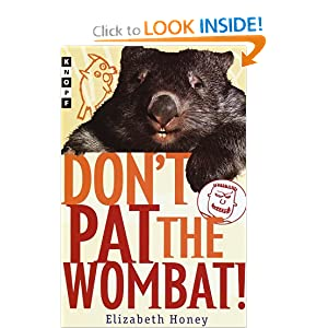 Don't Pat the Wombat!