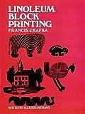 Linoleum block printing /