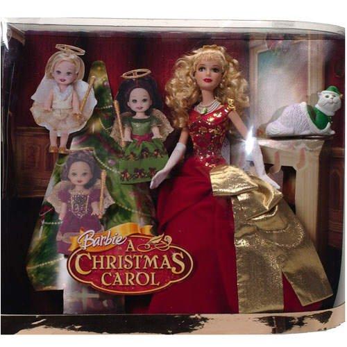 Crystal jewelery barbie a christmas carol eden starling