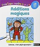 Coloriages Malins - Additions Magiques CE1...