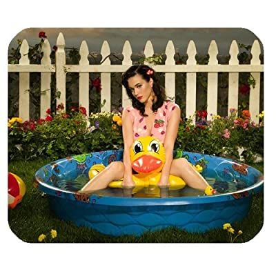 HuangHou's Mouse pad,New Hot Special Customized Katy Perry Mouse pads Comfortable Gaming Mousepad