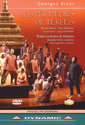 Bizet - Les Pecheurs De Perles [DVD] [2005]