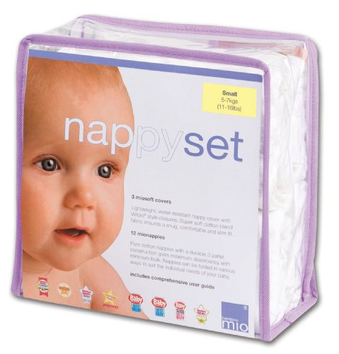 Bambino Mio Nappy Set-Small back-519778