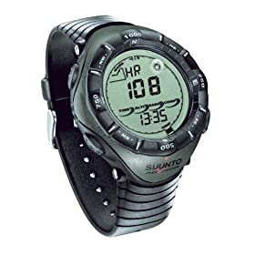 Suunto Advizor Wrist-Top Computer Watch with Barometer, Compass, Altimeter, and Chronograph