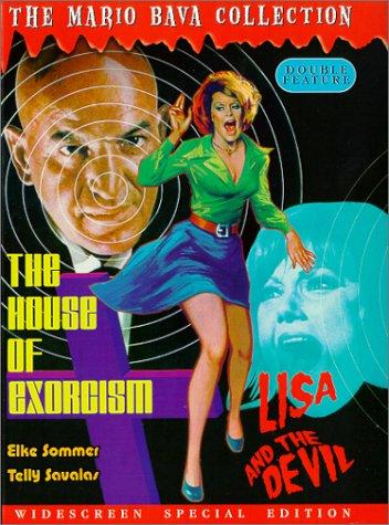 The House of Exorcism / Lisa and the Devil / 新エクソシスト/死肉のダンス北米版DVD [Import] [DVD]