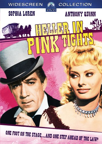 Heller in Pink Tights / Чертовка в розовом трико (1960)