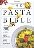 img - for The Pasta Bible: The Definitive Sourcebook, With Over 1,000 Illustrations by Teubner, Christian, Rizzi, Silvio, Leng, Tan Lee (2009) Hardcover book / textbook / text book