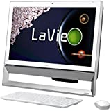 日本電気 LaVie Desk All-in-one - DA350/AAW ファインホワイト PC-DA350AAW