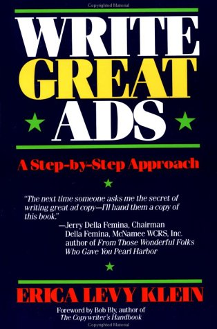 Image for Write Great Ads: A Step-by-Step Approach