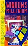 echange, troc J.-P. Mesters - Indispensable pour Windows Millenium