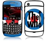 MusicSkins The Who - Mind The Gap Skin for BlackBerry Curve 8520/8530