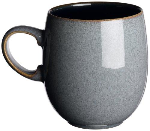 Denby Jet Large Curve Mug