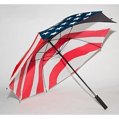 Amazon.com: USA Stars And Stripes American Flag Golf Umbrella