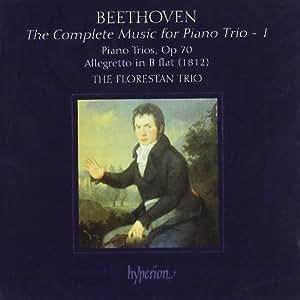 Ludwig Van Beethoven: Sämtliche Klaviertrios Vol.1